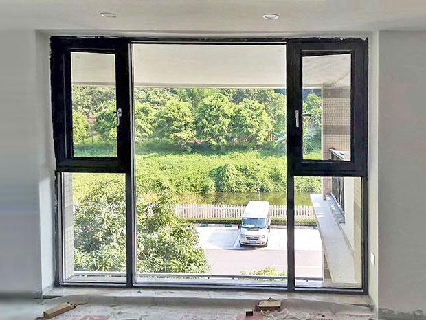 南沙碧桂园德国系统门窗安装 MC-155