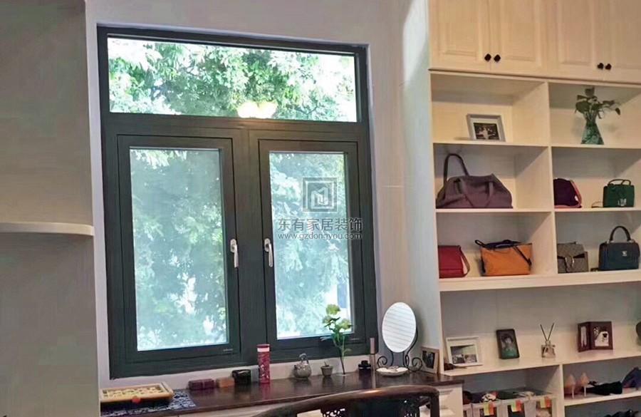 豪华铝合金门窗(德国Hopo门窗系统) MC-073
