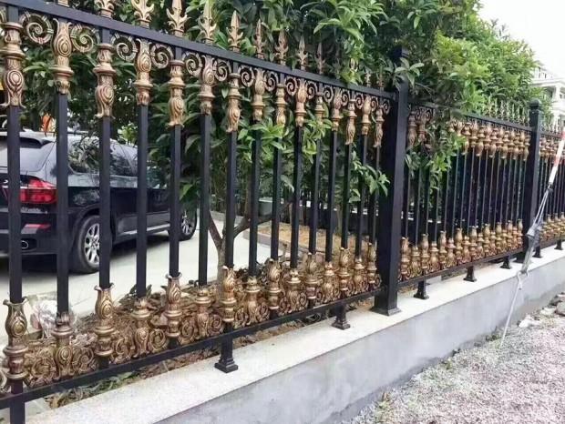 别墅围墙栏杆 LG-077