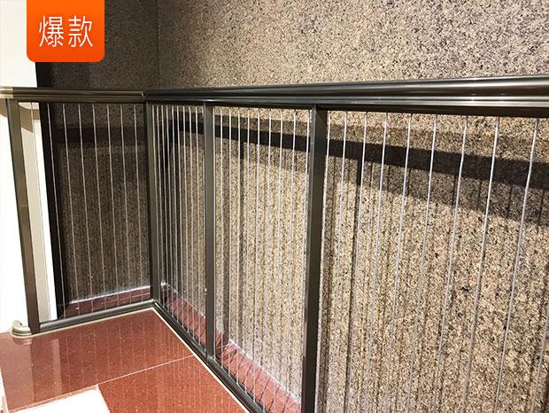阳台隐形防盗网样品 FDW-018