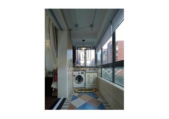 阳台你会选择封闭阳台还是开放式阳台?