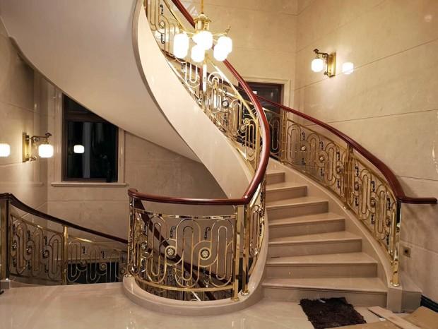 楼梯扶手安装注意问题有哪些