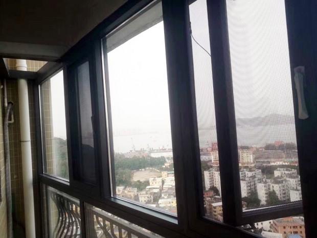 封阳台铝合金窗 MC-174