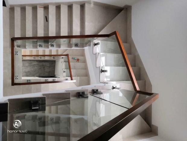 玻璃楼梯扶手 FS-074