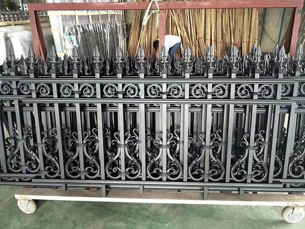 别墅花园铝艺围栏 LG-080