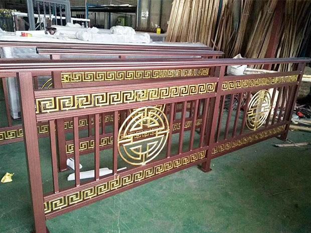 铝合金仿古阳台护栏 LG-083