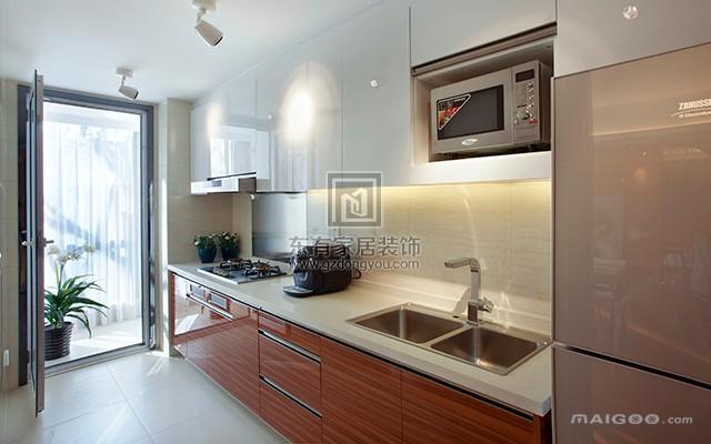 整体厨房橱柜如何布局