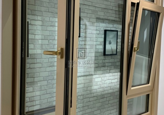 铝合金门窗八大优势