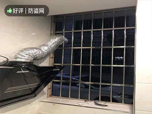 不锈钢防盗网、防盗门 FDW-037