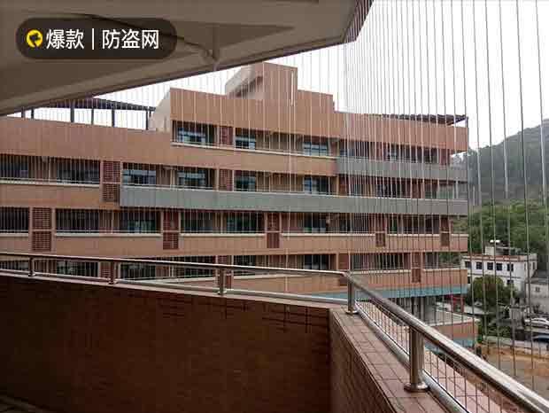 广州学校隐形防盗网 FDW-039
