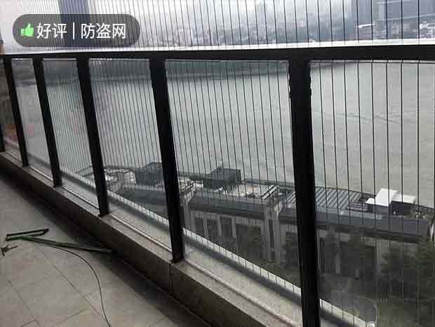 合景誉山国际隐形防盗网 FDW-040