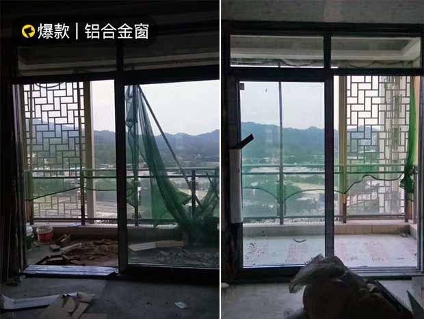 南沙碧桂园全屋定制门窗