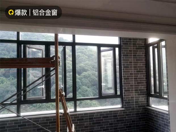 南沙碧桂园全屋门窗项目